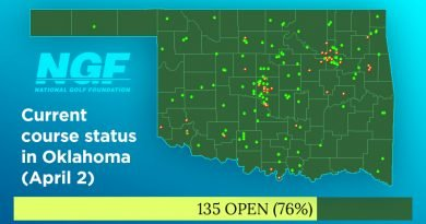 National Golf Foundation breaks down Oklahoma course closures, safety debate goes on