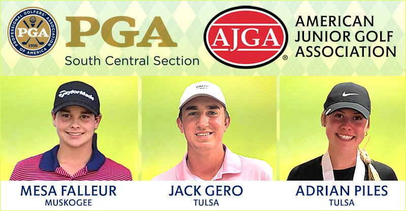Stout play earns Gero, Falleur, Piles exemptions to Tulsa AJGA tourney