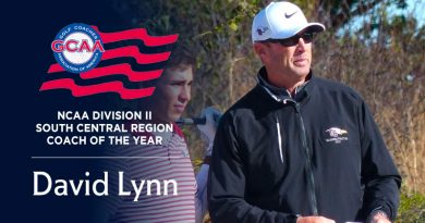 OC's Lynn is South Central Region Coach of the Year