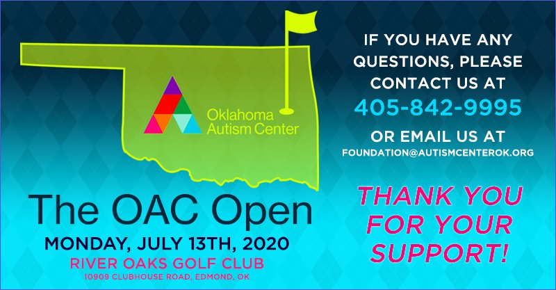OAC Open Charity Golf Tournament seeks players