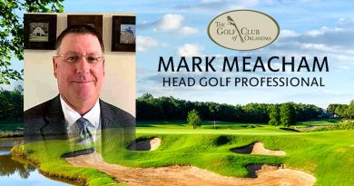 Meacham named head pro at The Golf Club of Oklahoma