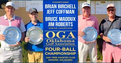 Coffman and Birchell win OGA Four-Ball Championship