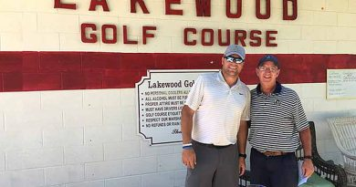 Kirk on quest to go where few golfers have gone before