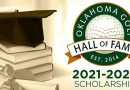 Oklahoma Golf Hall of Fame accepting scholarship applications for 2021-22