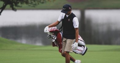 Welch, Sooners grab lead at Cabo Collegiate, Cowboys fifth