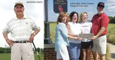 Marshall Smith's legacy ensured with dedication at Jimmie Austin OU Golf Course