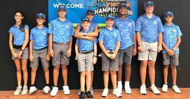 Battle Creek All Stars heading to PGA Jr. League national championship